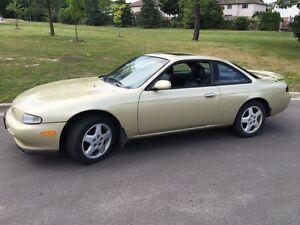 1995 Nissan 240sx - Auto