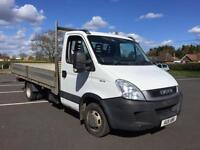 Iveco Daily 14ft split Dropside 3.0 180