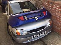 Ka sport panels bumper doors boot broken 55 plate ka sport