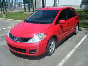 2008 Nissan Versa Familiale