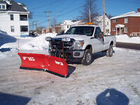 2014 Ford F-250 XLT -Reg Cab- With V-Plow St # 937