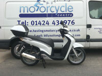 Honda SH125i / Learner Legal Scooter