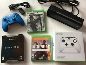 Battlefield 1 - Manette X Box One - Kinect - Halo Guardians