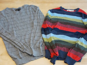Men's Small Sweaters - Good Condition Kitchener / Waterloo Kitchener Area image 1