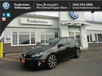 2012 Volkswagen Golf GTI 5-Dr 6sp