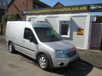 2011 61 FORD TRANSIT CONNECT 1.8 T230 LIMITED 110 BHP LONG WHEEL BASE SILVER AL