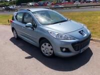 2011 Peugeot 207 SW 1.6HDi Active - New MOT - Only 91391 Miles