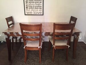 DINING TABLE SET (+6chairs) GONE ASAP PLS
