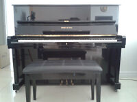 PIANO - Schafer & Sons, VS48 Conservatory