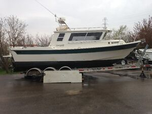 SeaSport 2400 explorer Diesel power