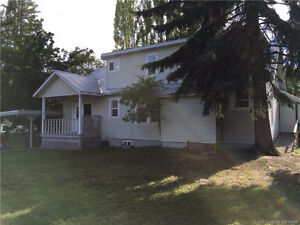 House for rent Kimberley, B.C.