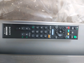 Sony Bravia Remote Control - fully working - with free 37 inch TV (tv marked as spares/repair) :)