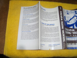 Blueing and Browning  HARDCOVER book