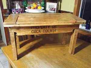 Coke stool