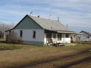 House on acreage for rent