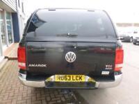 2013 Volkswagen AMAROK DC TDI HIGHLINE 4MOTION PICKUP *AUTO* Automatic Pick-Up