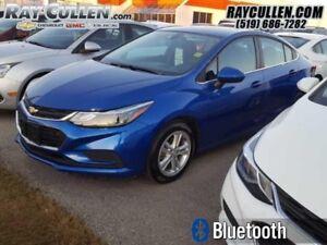 2017 Chevrolet Cruze LT  - Certified - Bluetooth