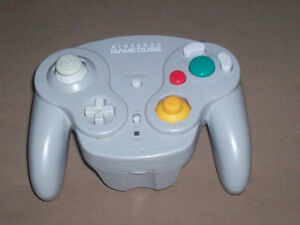 WAVEBIRD CONTROLLER for the NINTENDO GAMECUBE TESTED VERY NICE