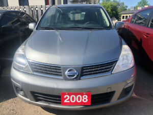 Nissan Versa/Come Certified/Clean Car-proof/Good Condition