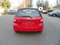 2007 Honda Fit GOOD ON GAS AND RELIBLE CAR Hatchback