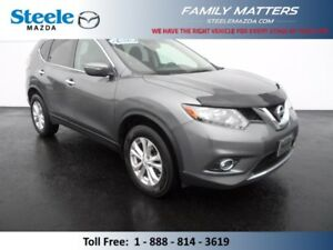 2015 Nissan ROGUE SV OWN FOR $199 BI-WEEKLY WITH $0 DOWN!