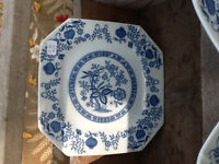 3 DECORATIVE PLATES FOR $18