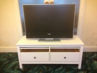 Ikea stylish white Hemnes Tv unit stand. Excellent condition!!