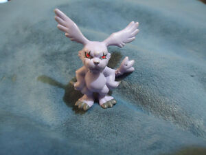 Digimon Gazimon official Bandai mini figure~~~VERY RARE