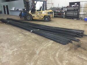 SQUARE TUBING AND STRAIGHTENED COIL Moose Jaw Regina Area image 3