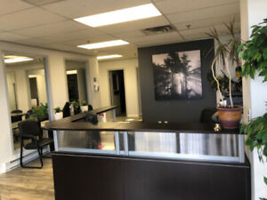 Shared Office space for rent Downtown Mission
