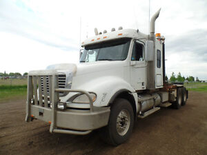 2007 FREIGHTLINER COLUMBIA WINCH TRUCK AT www.knullent.com