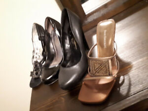 $10.00 each - Guess, Jessica Simpson, Enzo Angiolini