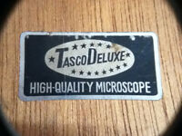 Old Tasco Microscope - Works and Needs Work - $30 OBO