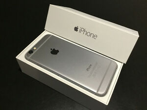 Iphone 6 128 gb space grey (comme neuf , reçu le 2-09-16)