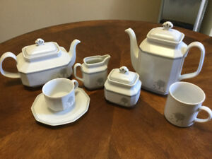 West German China Set