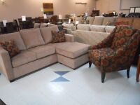 Sofa & chair for $999.95