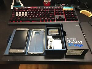 Samsung Galaxy S7 Edge (NO TRADES)