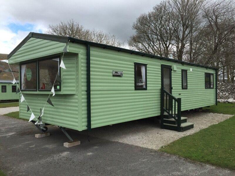 Brilliant Hawkswick Cote Static Caravan Holidays Near Skipton Yorkshire Dales