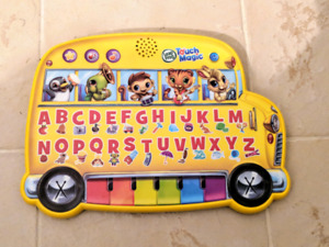 Leap Frog Interactive Alphabet Toy
