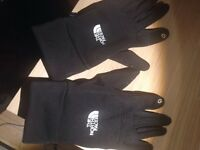 Gants North Face noirs L