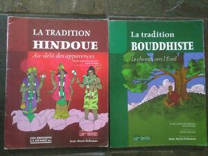 La tradition bouddhiste et la tradition hindoue