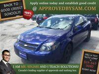 "Laser Blue Metallic Cobalt - TEXT ""AUTO LOAN"" TO 519 567 3020"