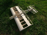 RC Airplane Airframe Only