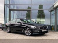 2018 BMW 5 SERIES DIESEL SALOON 520d SE 4dr Auto Saloon Diesel Automatic