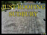 ROOFING REPAIRS JUST ROOFING SUDBURY