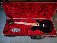 2015 EVH Wolfgang Special Archtop MIM & EVH Case & Strap