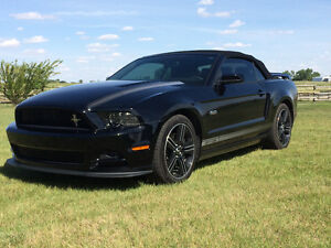 2014 Ford Mustang 5.0 GT/CS Convertible