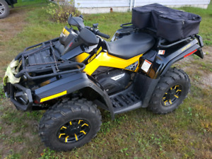 2010 CAN-AM OUTLANDER 650XT-P