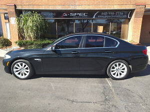 2012 BMW 5-Series 528i xDrive**ONE OWNER, ACCIDENT FREE*** Sedan