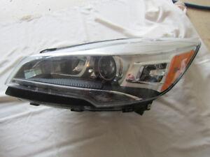 2014 Ford Escape Xenon Headlights